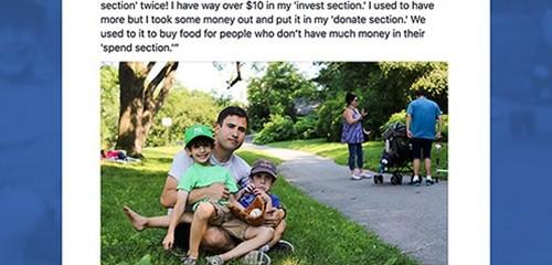 Cách dạy con đầu tư của ông bố Mỹ