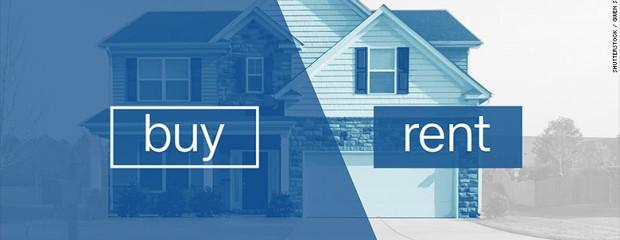 6 câu hỏi giúp bạn quyết định nên mua hay thuê nhà
