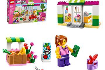 Những món đồ chơi để dạy trẻ về tiền bạc