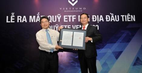Chứng chỉ quỹ ETF nội địa đầu tiên chào sàn