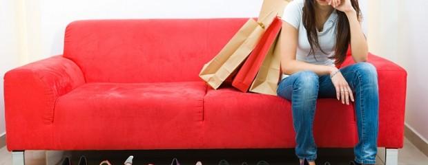 10 dấu hiệu cho thấy bạn là một tín đồ nghiện mua sắm