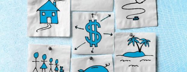 Bảng hướng dẫn phân chia thu nhập cho các chi tiêu gia đình