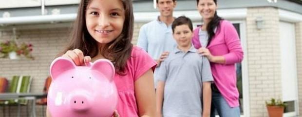 Làm thế nào để con trẻ hào hứng với lối sống tiết kiệm?